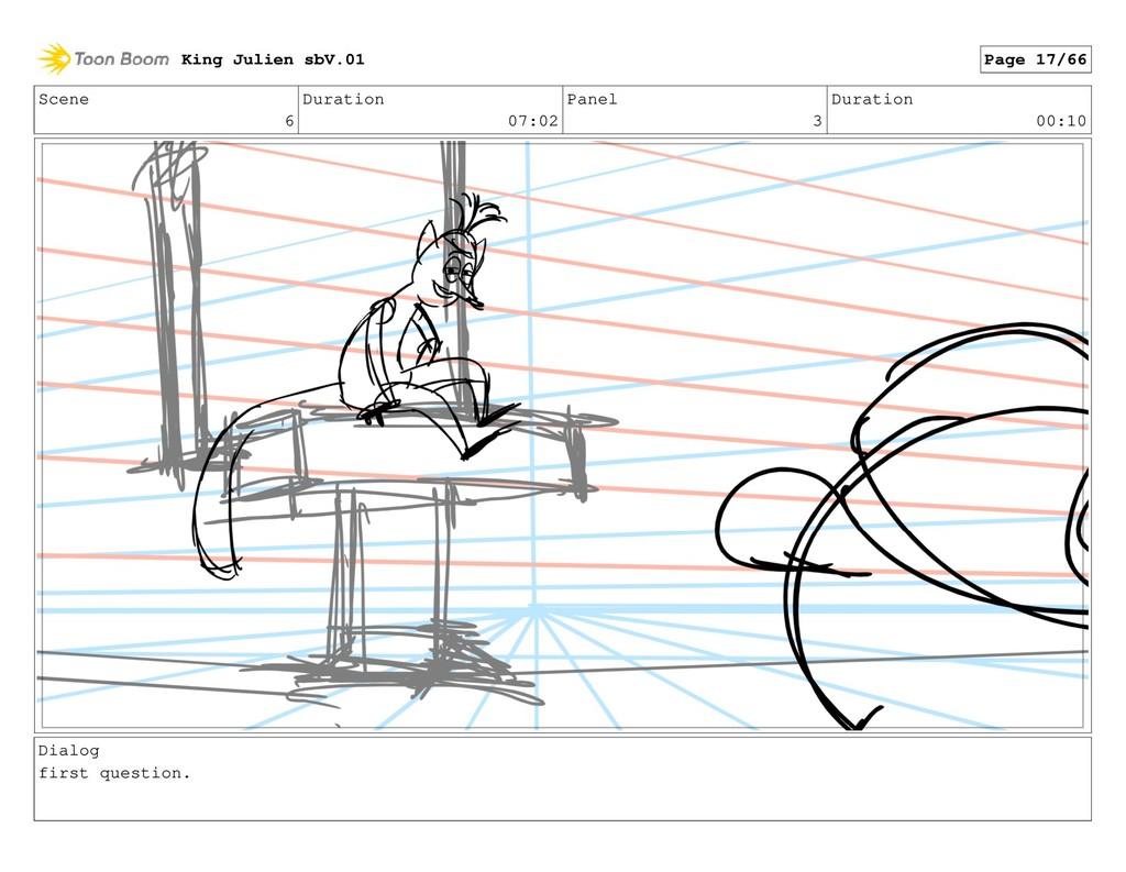 Scene 6 Duration 07:02 Panel 3 Duration 00:10 D...