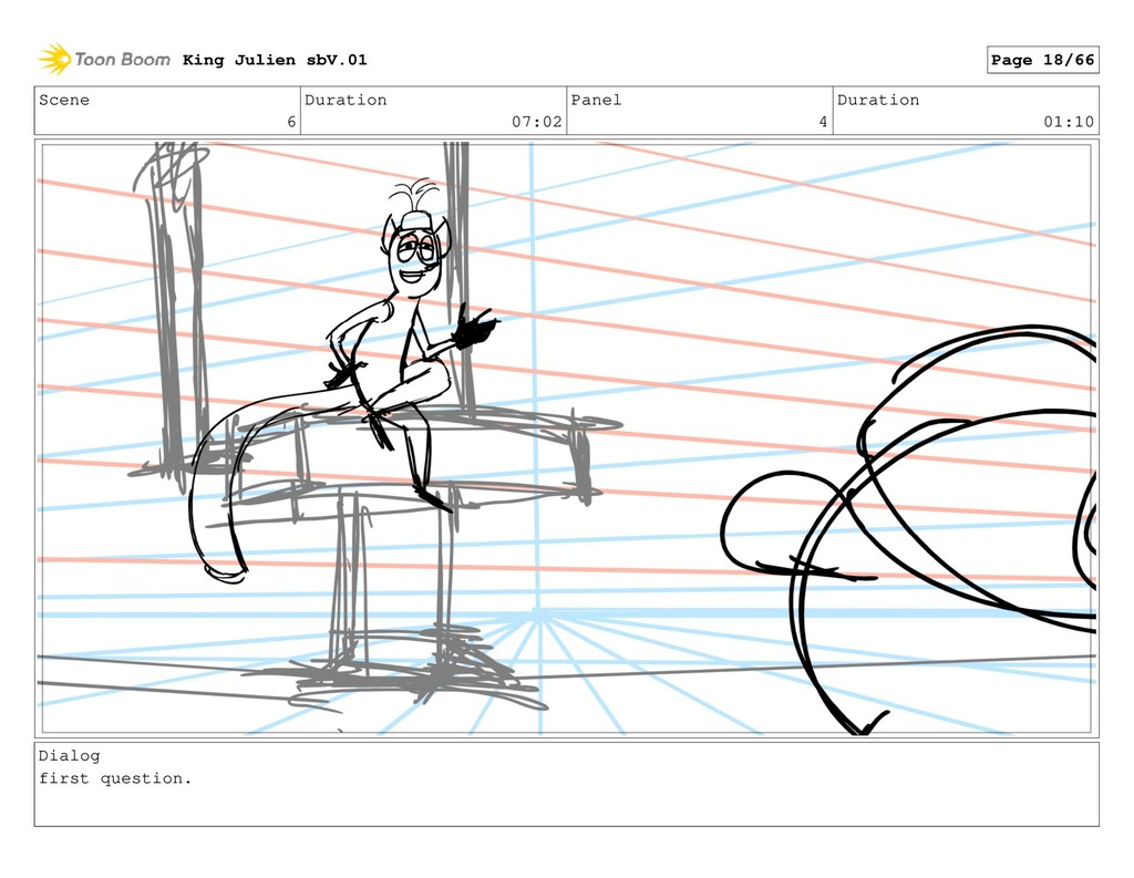Scene 6 Duration 07:02 Panel 4 Duration 01:10 D...
