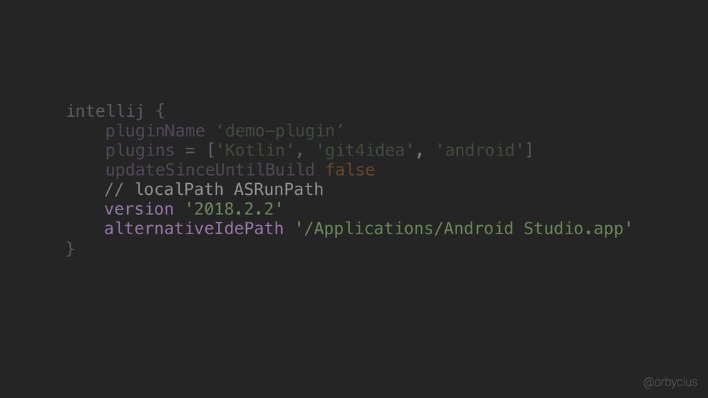 localPath ASRunPath // alternativeIdePath '/App...