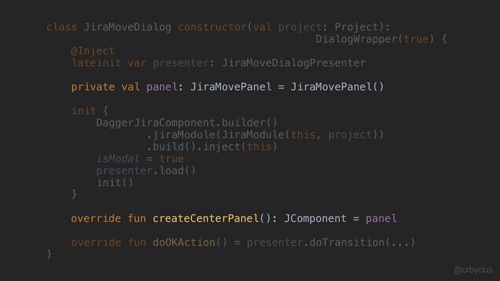 class JiraMoveDialog constructor(val project: P...