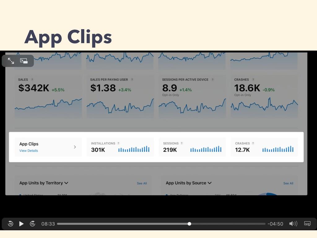 App Clips