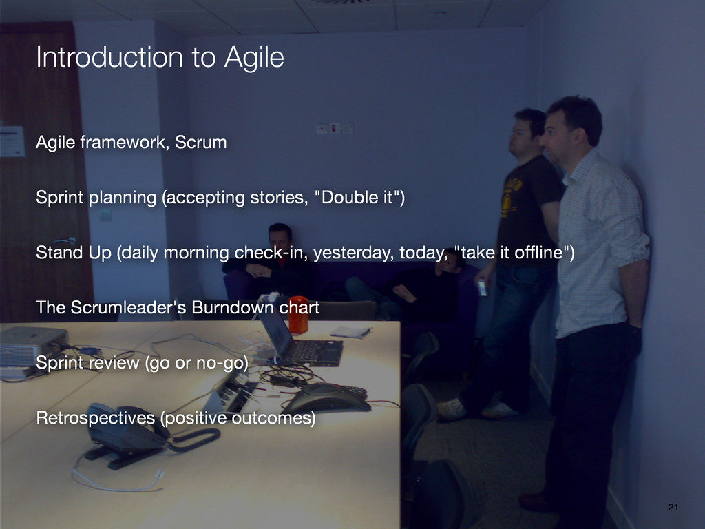 Introduction to Agile Agile framework, Scrum Sp...