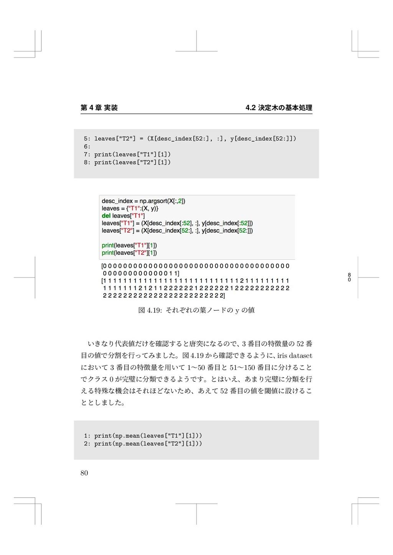 """8 0 痥 4 畍 㹋鄲 4.2 寸㹀加ך㛇劤Ⳣ椚 5: leaves[""""T2""""] = (X[..."""
