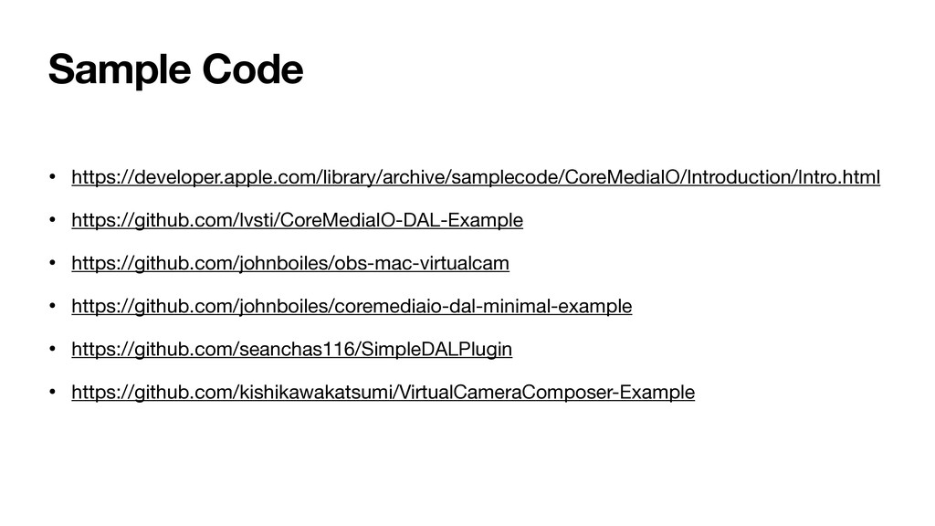 Sample Code • https://developer.apple.com/libra...