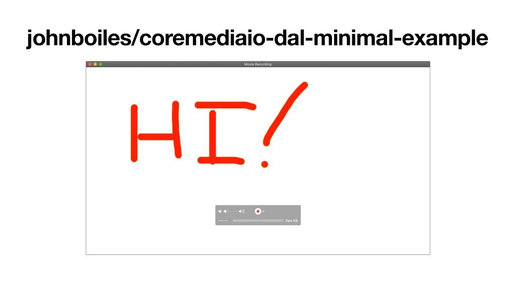 johnboiles/coremediaio-dal-minimal-example