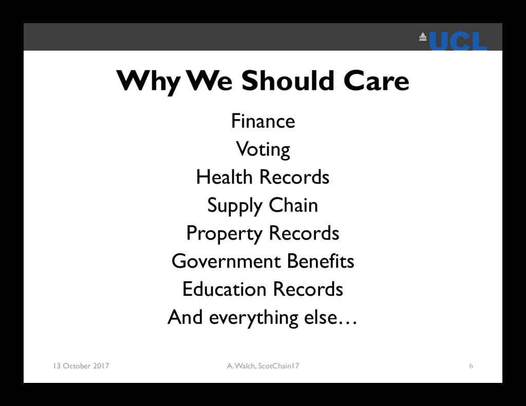 Why We Should Care Finance Voting Health Record...