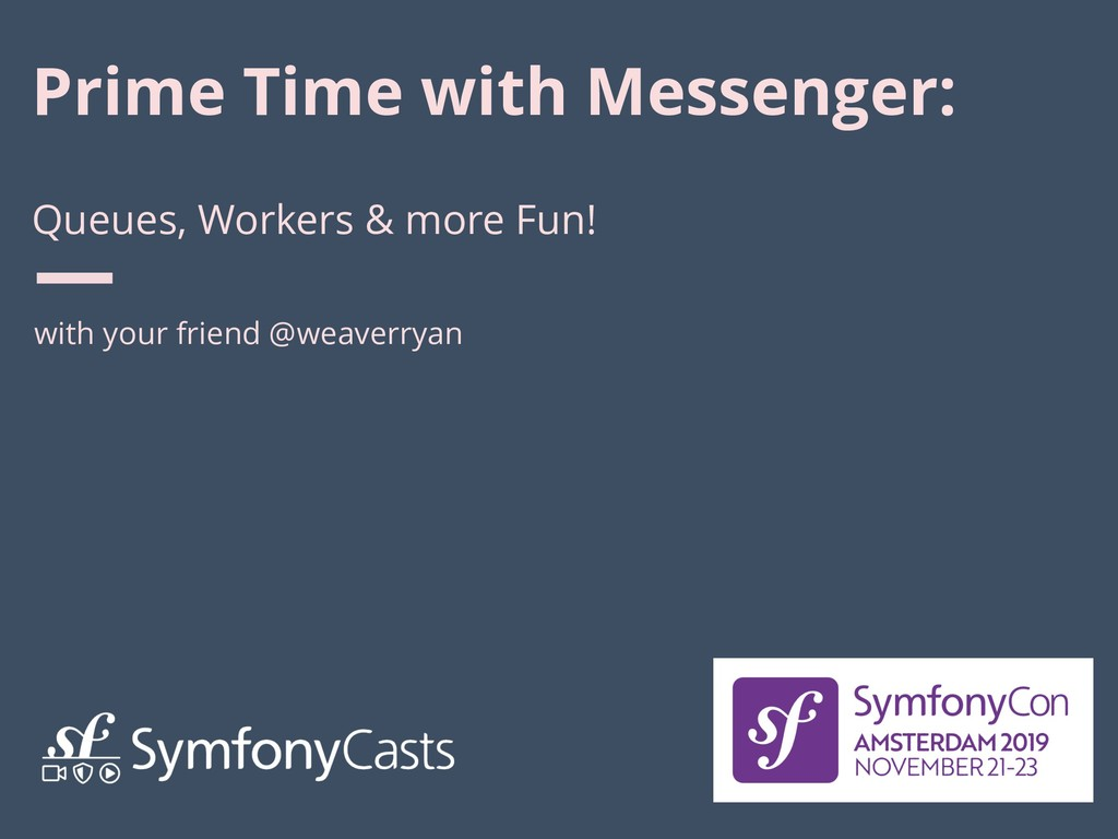 Prime Time with Messenger: