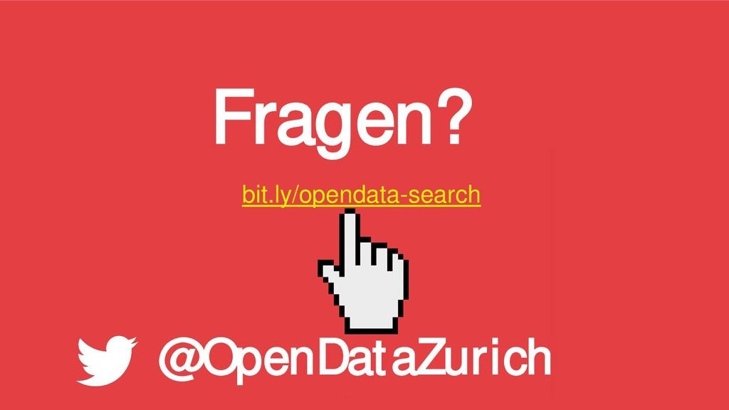 @OpenDataZurich Fragen? bit.ly/opendata-search