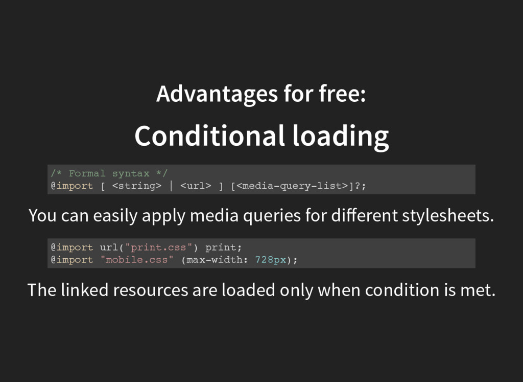 You can easily apply media queries for different...