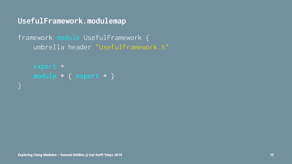 UsefulFramework.modulemap framework module Usef...