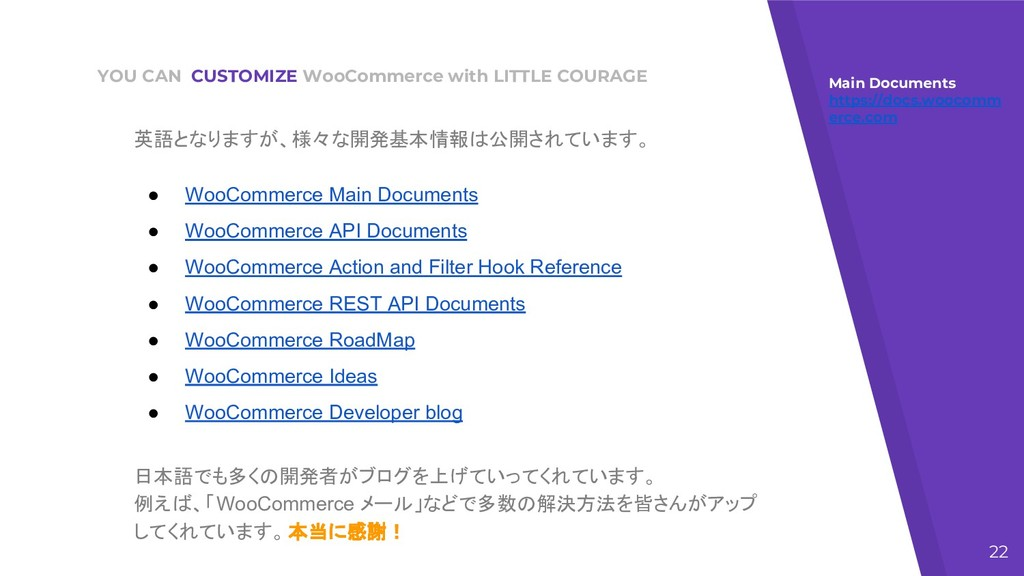 YOU CAN CUSTOMIZE WooCommerce with LITTLE COURA...