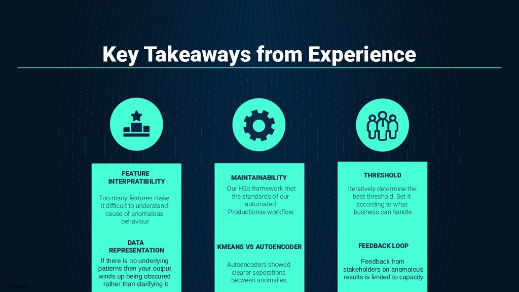 C2 General Key Takeaways from Experience Iterat...