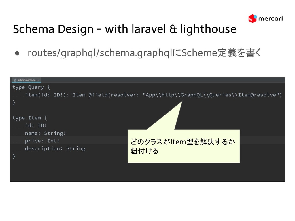 Schema Design - with laravel & lighthouse ● rou...