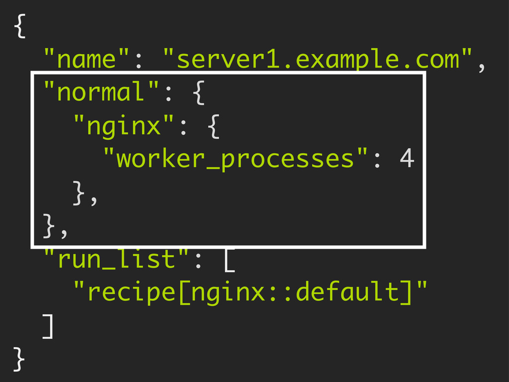 "{ ""name"": ""server1.example.com"", ""normal"": { ""n..."