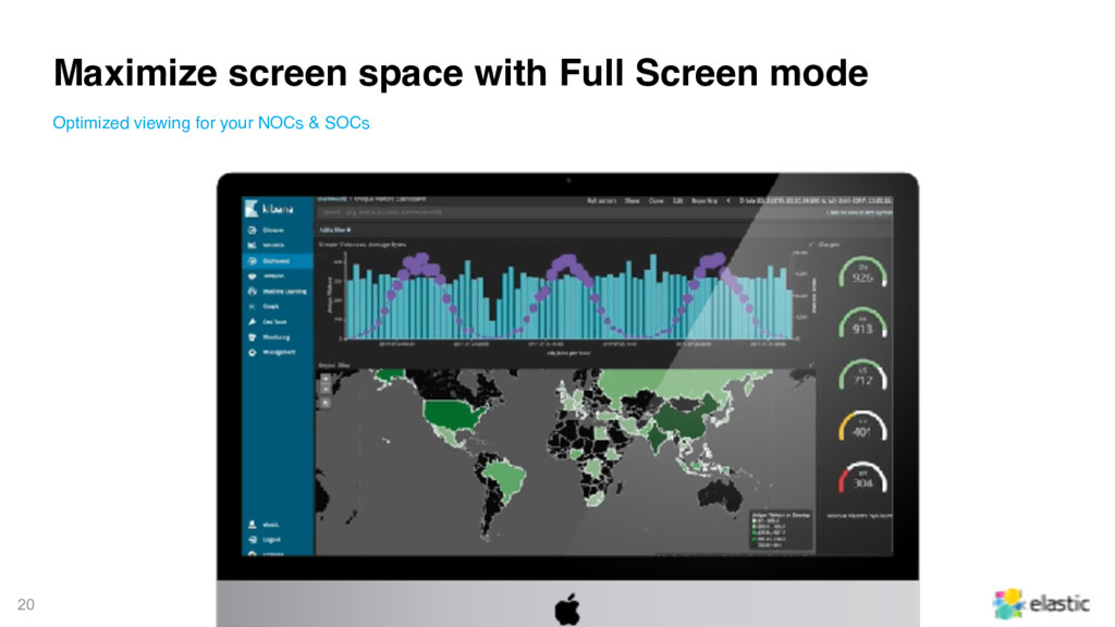 20 Maximize screen space with Full Screen mode ...