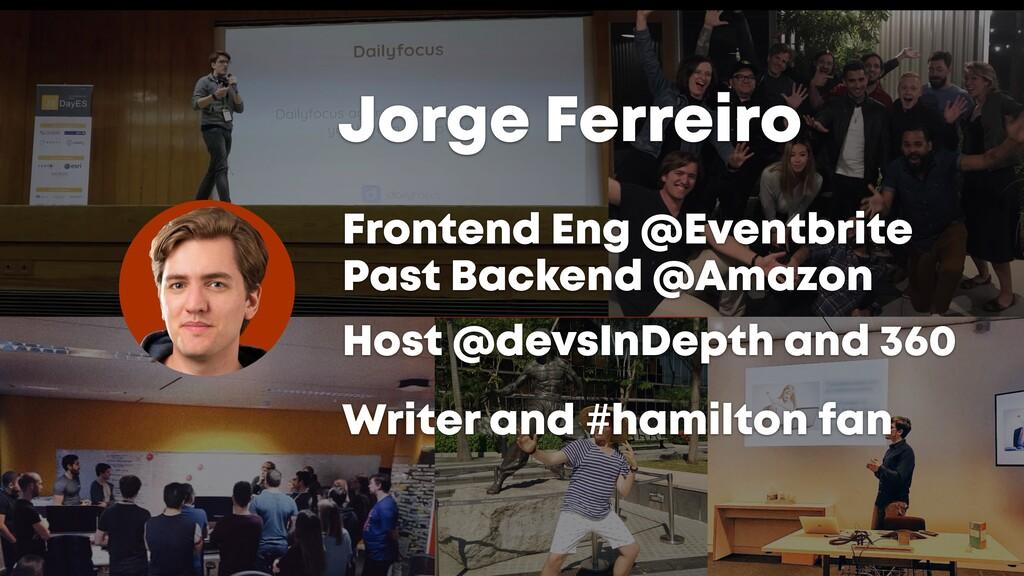 @JGFERREIRO #ADALABGITHUB Frontend Eng @Eventbr...