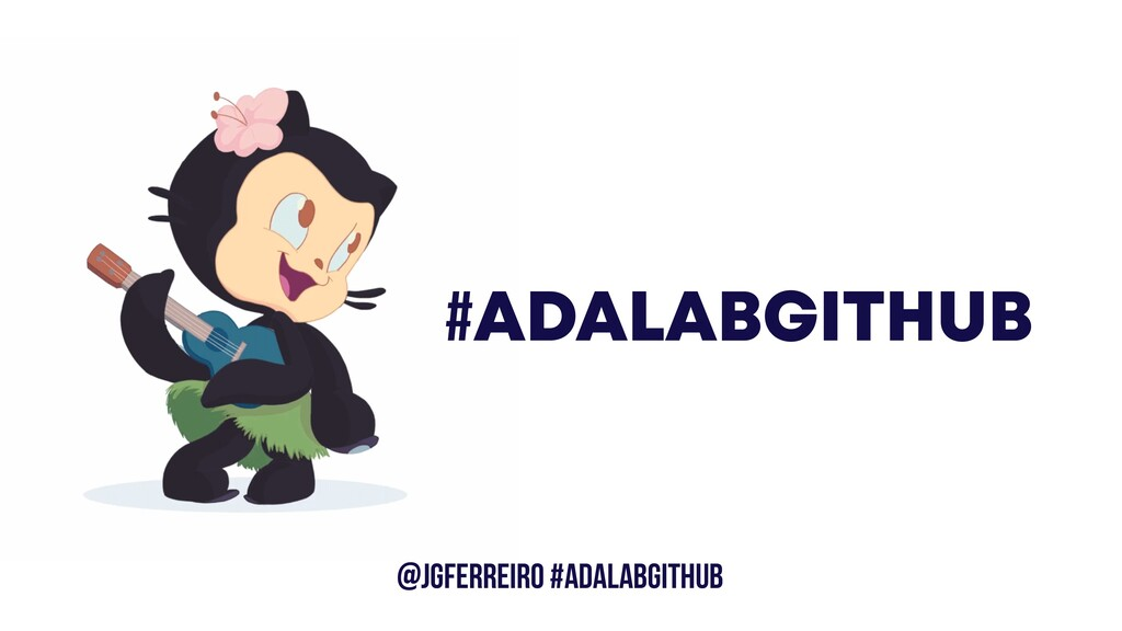 @JGFERREIRO @JGFERREIRO #ADALABGITHUB What are ...
