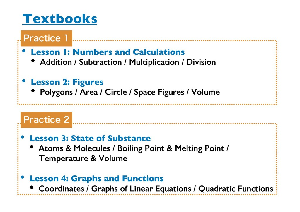 Textbooks • Lesson 1: Numbers and Calculations ...