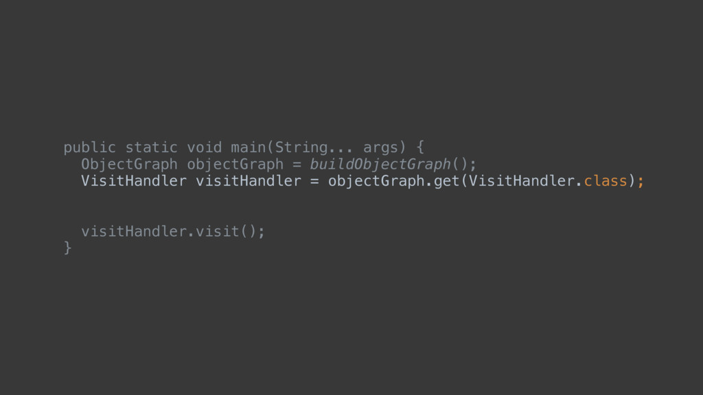 public static void main(String... args) {