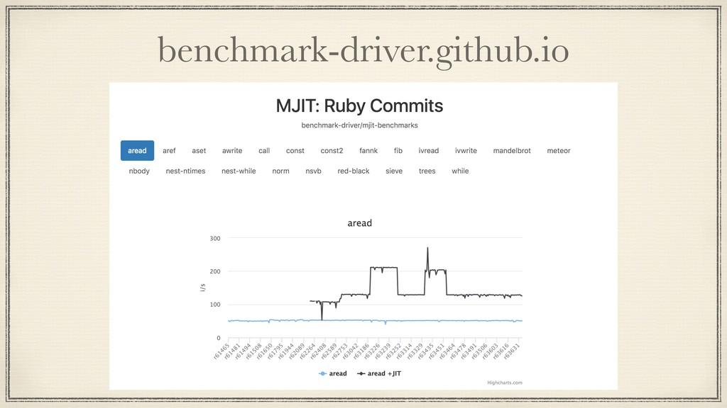 benchmark-driver.github.io