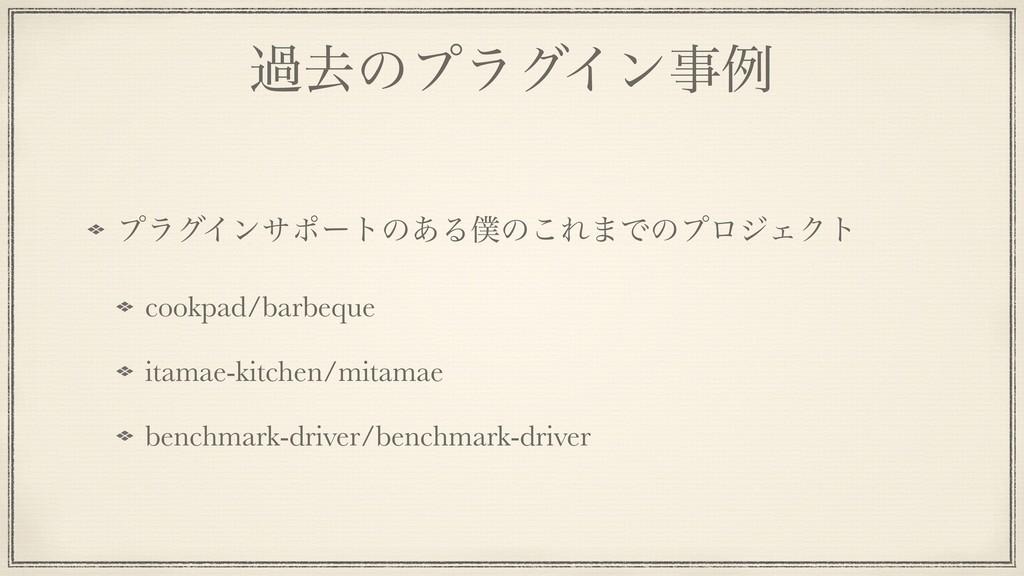 աڈͷϓϥάΠϯྫ ϓϥάΠϯαϙʔτͷ͋Δͷ͜Ε·ͰͷϓϩδΣΫτ cookpad/ba...