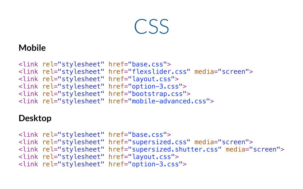 """CSS Mobile <link rel=""""stylesheet"""" href=""""base.cs..."""