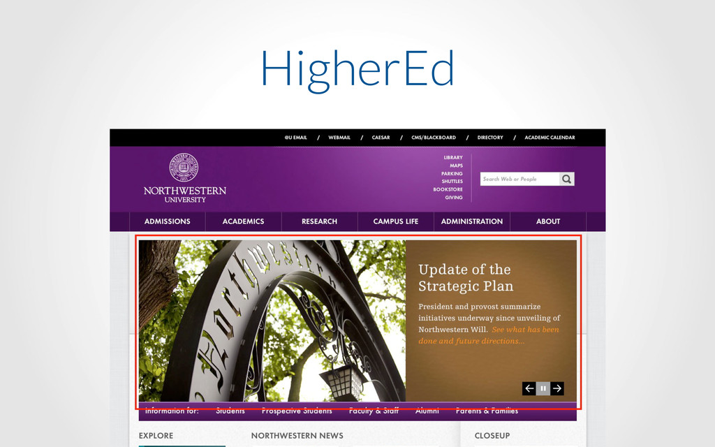 HigherEd