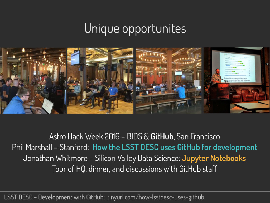 Unique opportunites Astro Hack Week 2016 – BIDS...