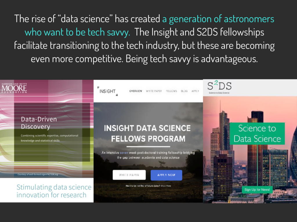 """The rise of """"data science"""" has created a genera..."""