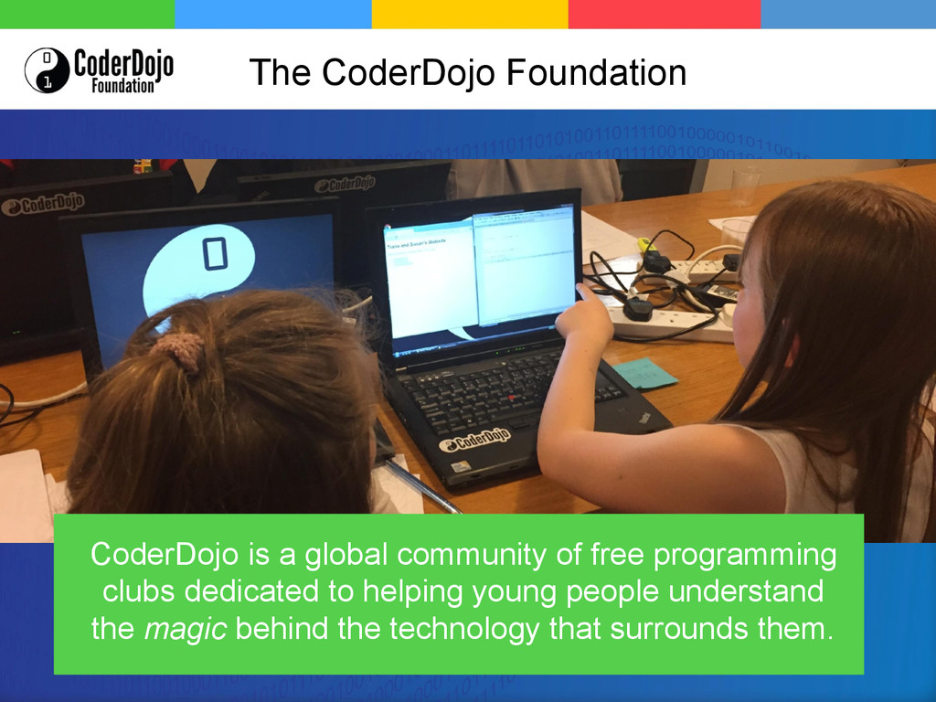 CoderDojo is a global community of free program...