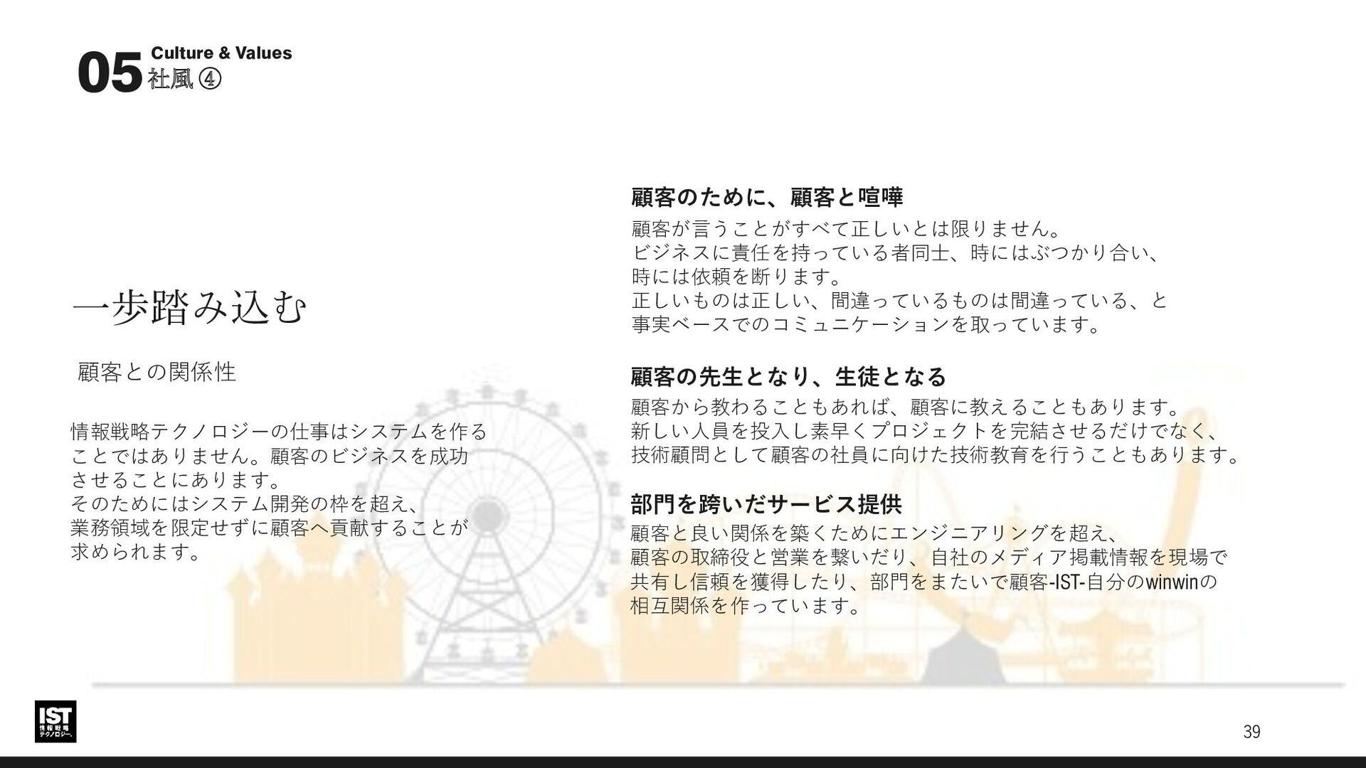 オフィス風景 社風・価値観 05 部屋のネーミングは漢字一文字。 信・和・夢・学・尊・徳・志・...