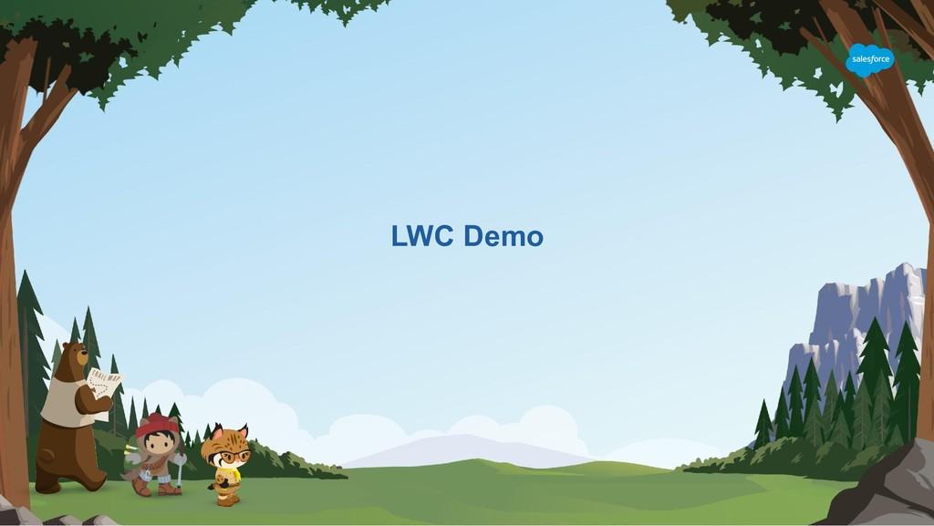 LWC Demo