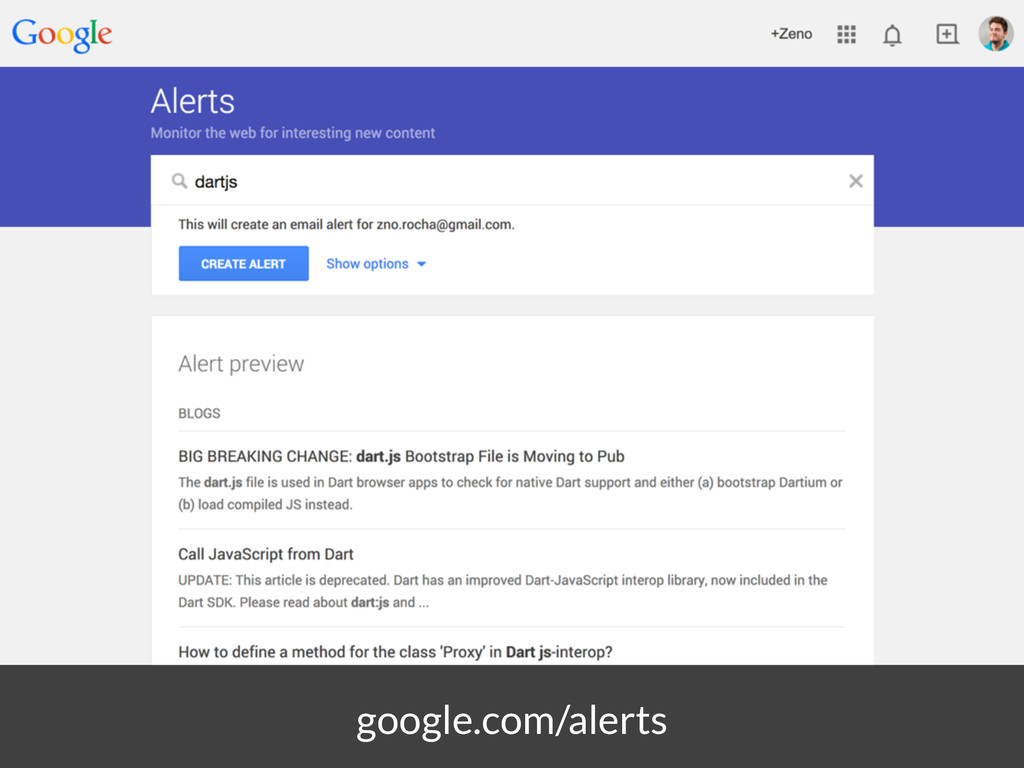 google.com/alerts