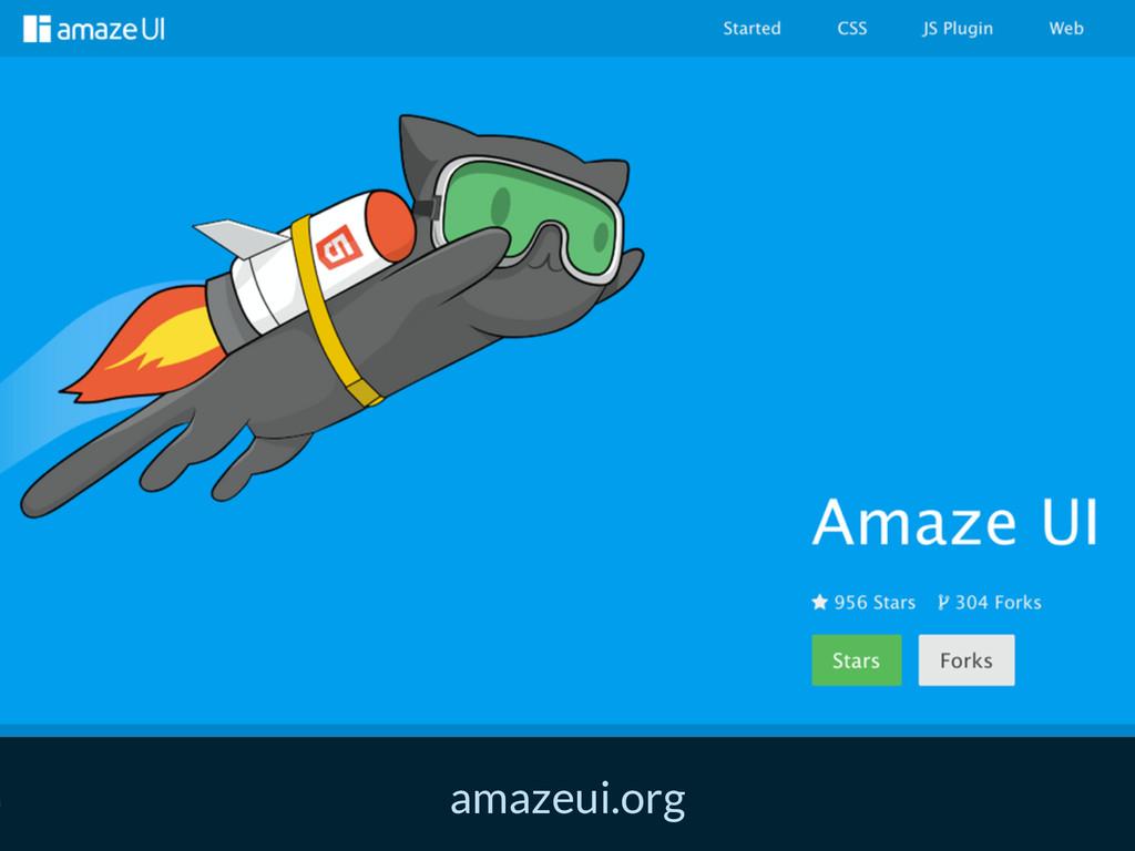 amazeui.org