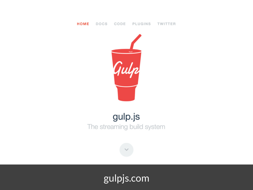 gulpjs.com