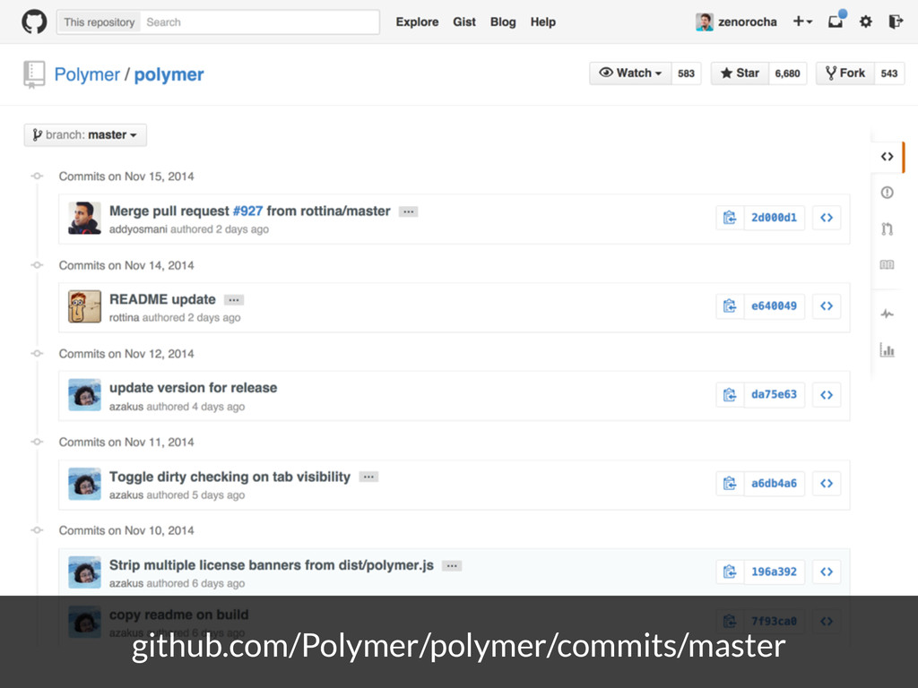 github.com/Polymer/polymer/commits/master