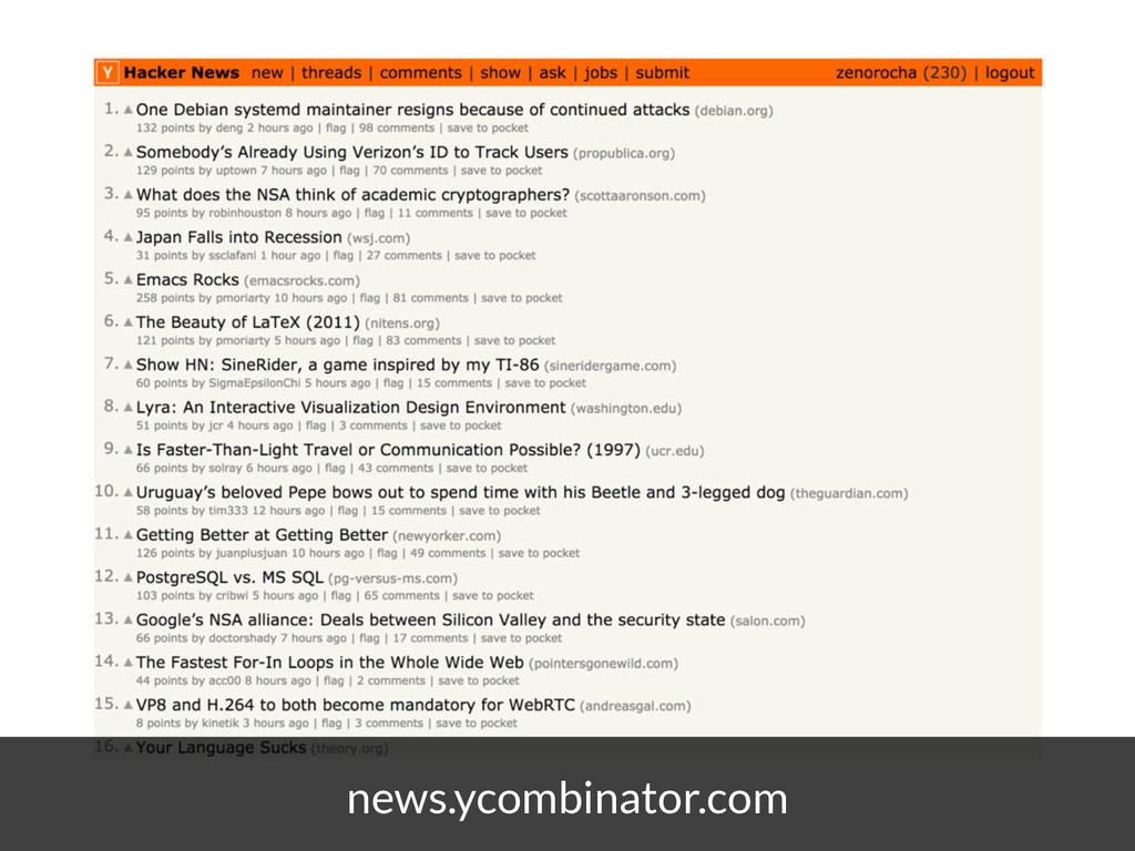 news.ycombinator.com
