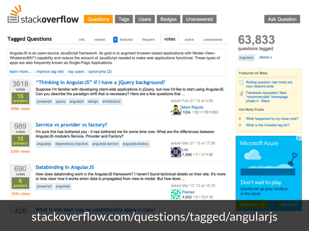 stackoverflow.com/questions/tagged/angularjs