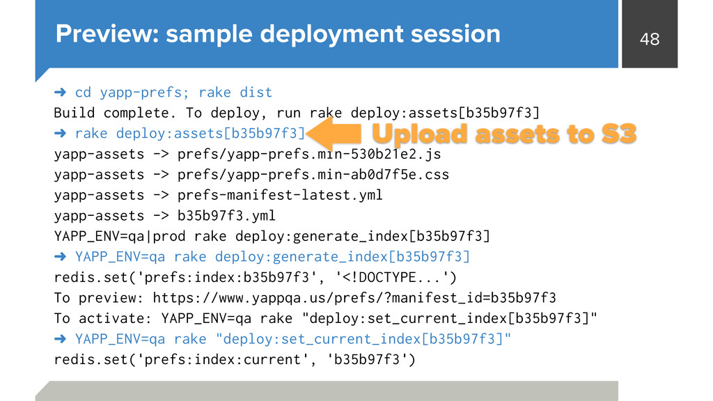➜ cd yapp-prefs; rake dist Build complete. To d...