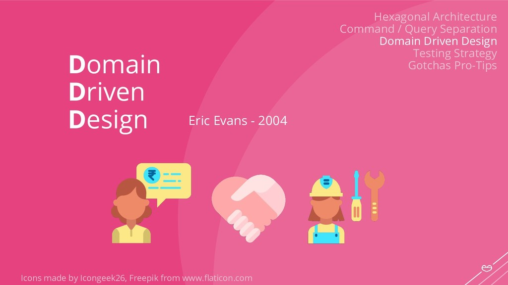 Domain Driven Design Eric Evans - 2004 Icons ma...
