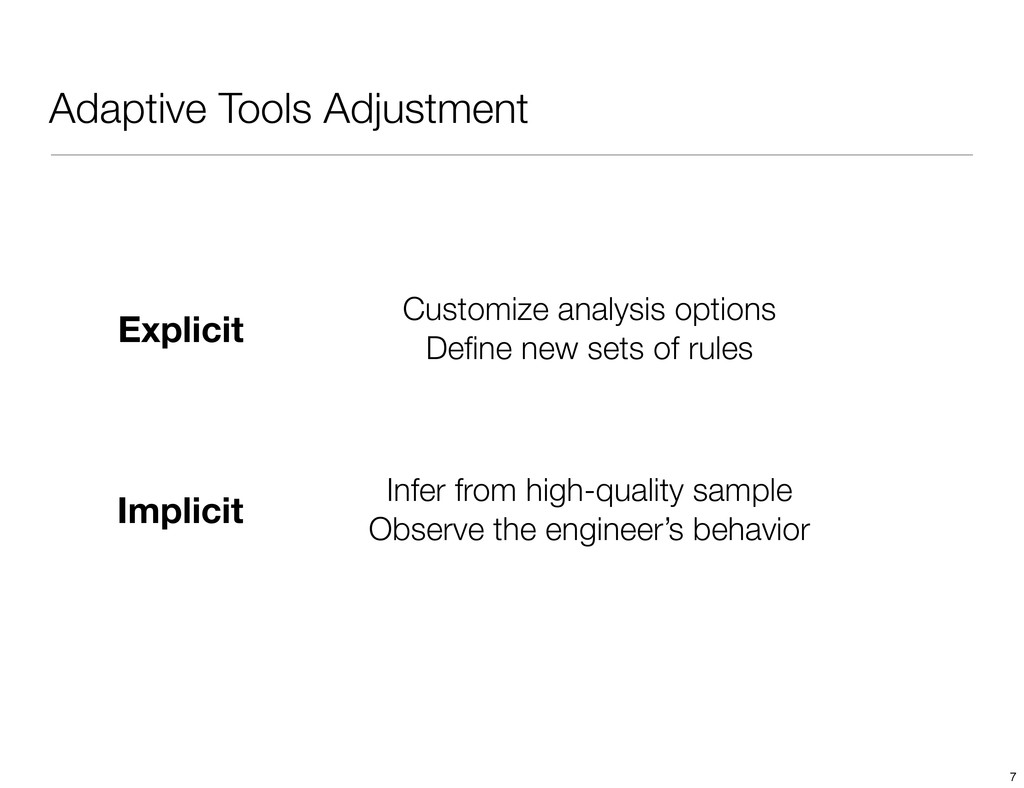 Adaptive Tools Adjustment Explicit Implicit Cus...