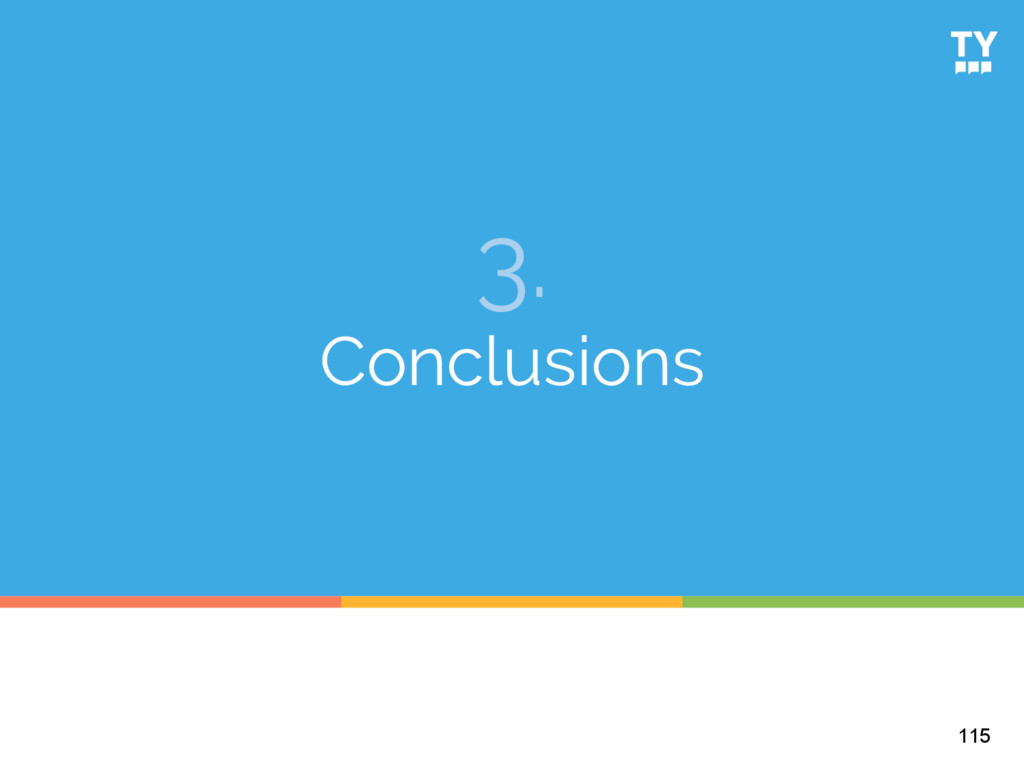 3. Conclusions 115
