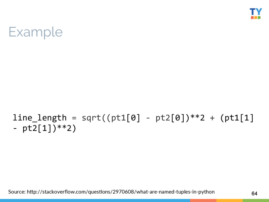 64 Example           line_length...