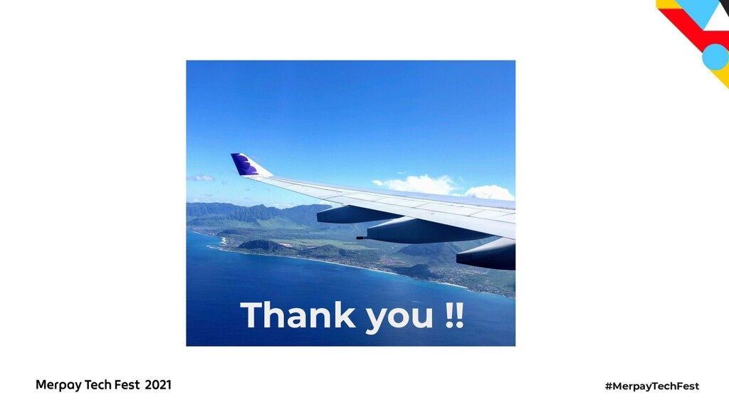 #MerpayTechFest Thank you !!