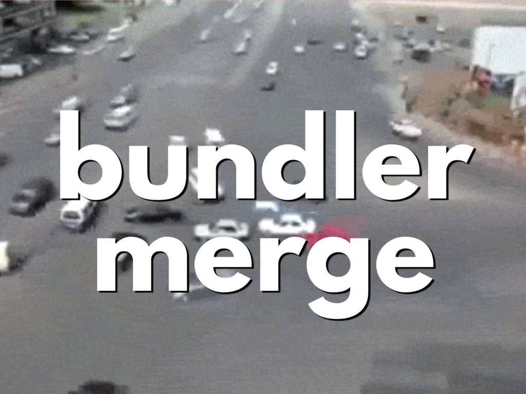 bundler merge