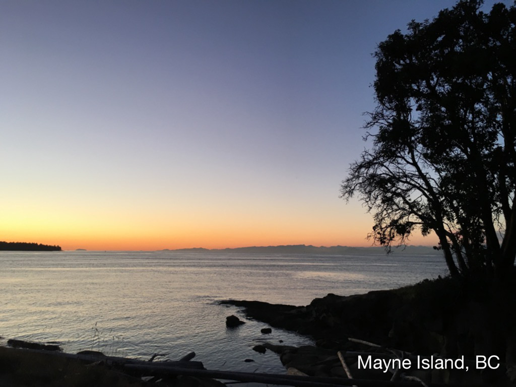 Mayne Island, BC