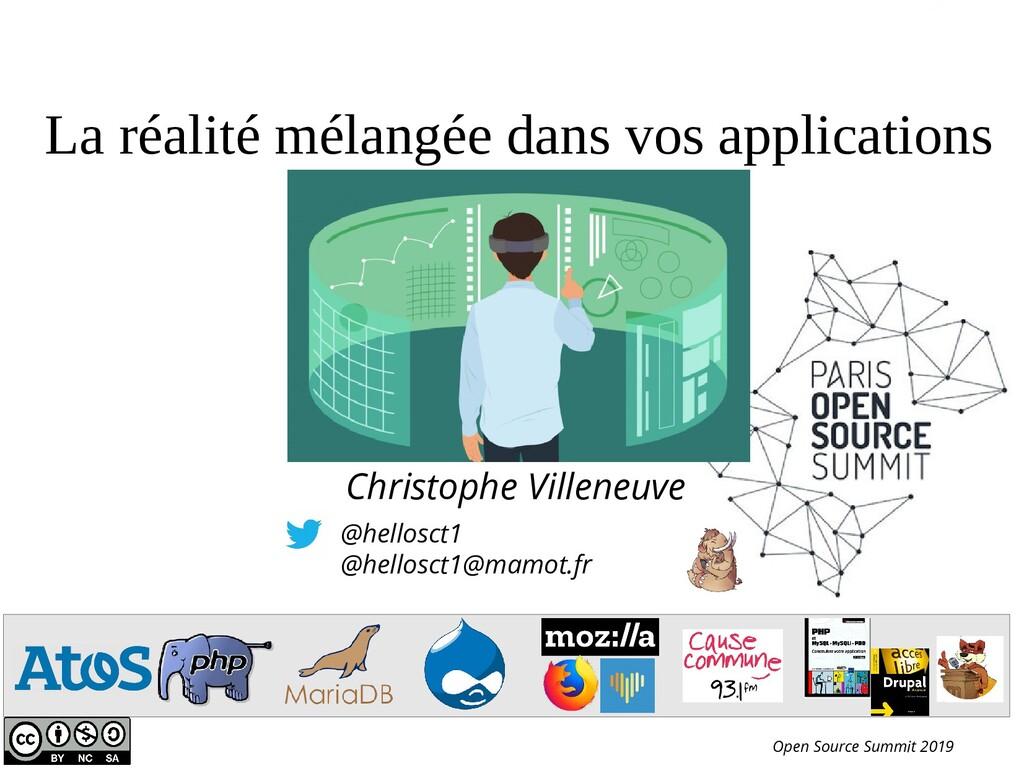 @hellosct1 @hellosct1@mamot.fr Christophe Ville...