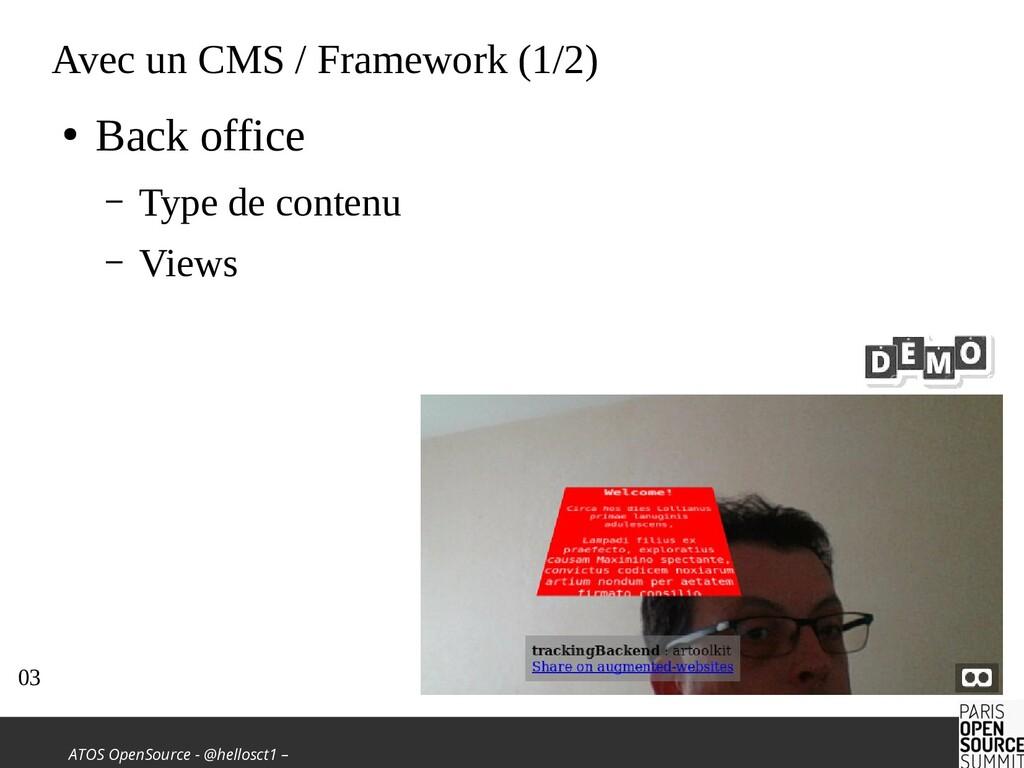 ATOS OpenSource - @hellosct1 – Avec un CMS / Fr...