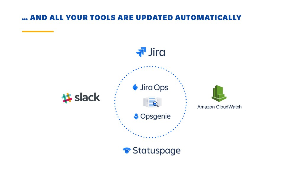 … AND ALL YOUR TOOLS ARE UPDATED AUTOMATICALLY ...