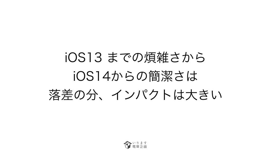 J04·Ͱͷ͔͞Β J04͔Βͷ؆ܿ͞ མࠩͷɺΠϯύΫτେ͖͍